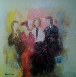 Arseen VanDurme Oil Painting