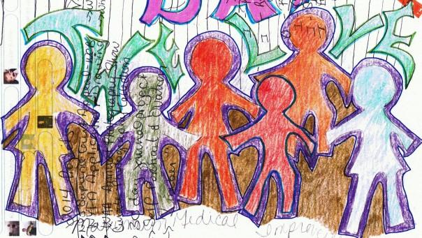 Family Circle Sketch