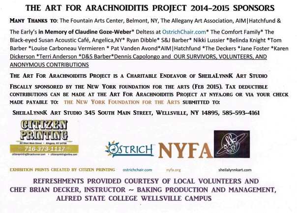 2014-2015 Project Sponsors