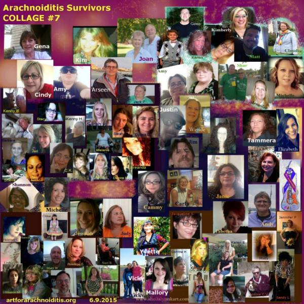 Collage of the Survivors #7