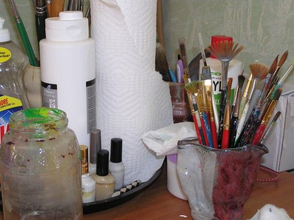 Painting Prep Photo